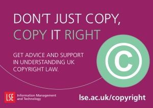 Don't just copy: copy it right!