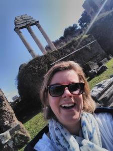 Jane in Rome